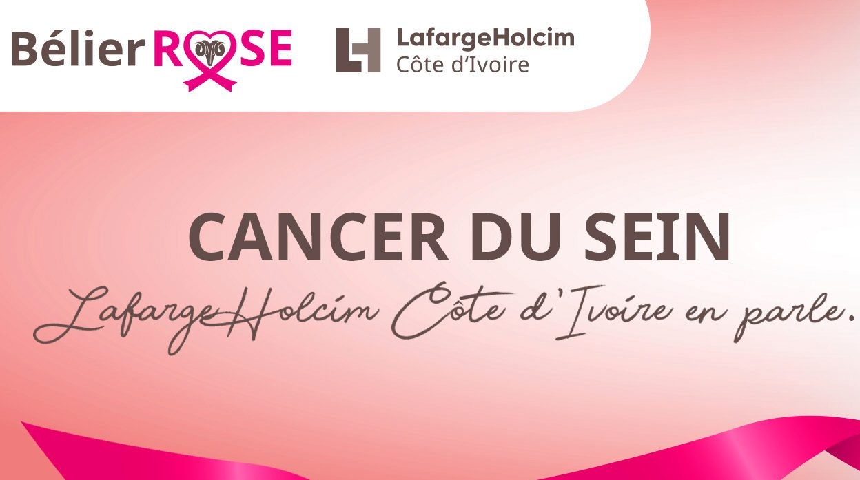 LafargeHolcim - CI - ciment - Bélier Rose