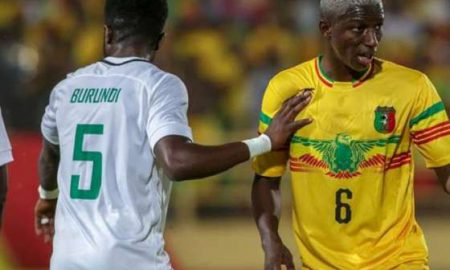 Mali - Burundi - CAN 2019 - football