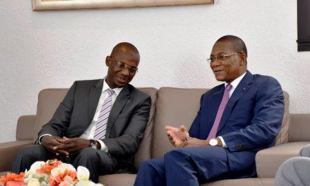 Mali - Côte d'Ivoire - Mohamed Moustapha Sidibé - Bruno Nabagné Koné