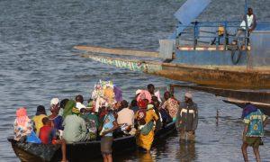Mali - naufrage - accident