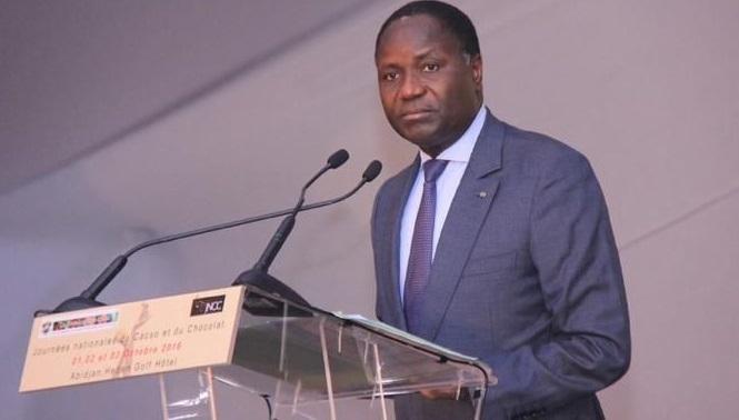 Mamadou Sangafowa Coulibaly - Ministère de l'Agriculture - CCC - cacao2