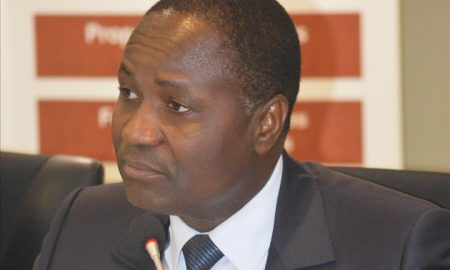 Mamadou Sangafowa Coulibaly - Ministère de l'Agriculture - JAAD - MINADER - Hambol