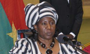 Mariam Sankara - Burkina Faso - Thomas Sankara