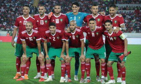 Maroc - lions de l'Atlas - football - équipe nationale