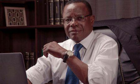 Maurice Kamto - politique - MRC - Cameroun