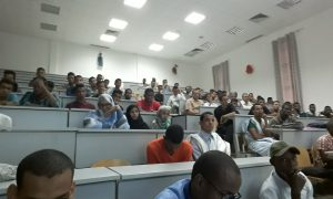 Mauritanie - Facultés -Université
