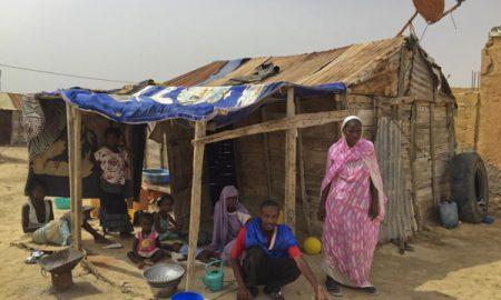 Mauritanie - G5 Sahel - pauvreté - économie - famine - société