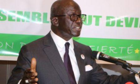 Me Abdoul Kabèlè Camara - Guinée