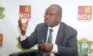 Ministère de la fonction publique - Issa Coulibaly - SIGFAE - CIGN