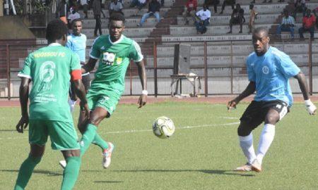 Moosou FC - Séwé - football - ligue1