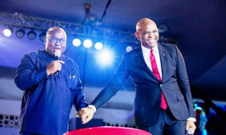 Nana Akufo-Addo Dankwa - TEF forum - Tony Elumelu