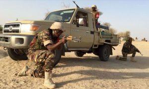 Niger - soldat - armée - militaire - guerre - Niamey