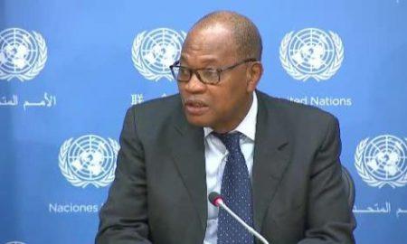 ONU - ONUWAS - Sahel - Mohamed Ibn Chambas - politique
