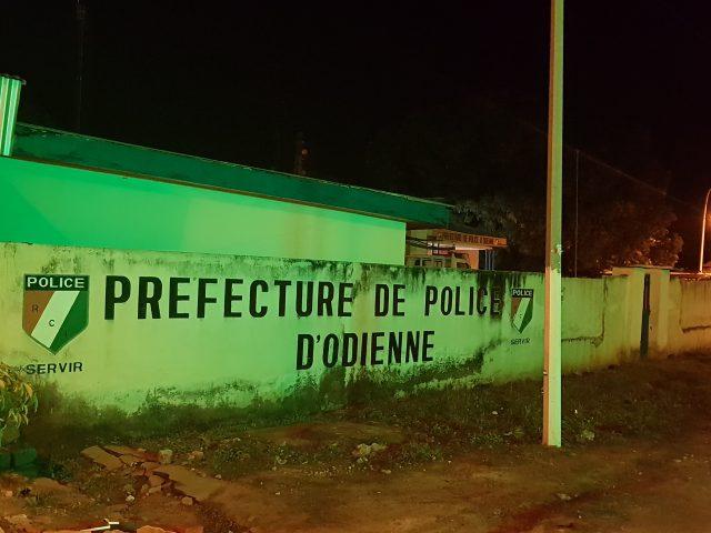 Odienné - préfecture de police - sécurité