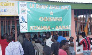 Des candidats sont absents de leurs localités une semaine après le lancement officiel de la campagne pour les régionales et municipales