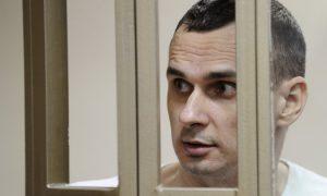 Oleg Sentsov - Crimée - liberté - prix Sakharov