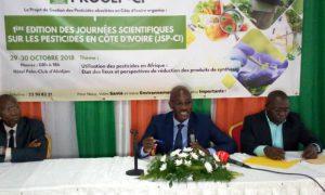 PROGEP-CI - Pr Séka Séka - pesticides - environnement