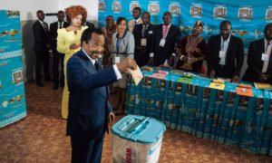 Paul Biya - Cameroun - Cour Constitutionnelle