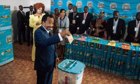 Paul Biya - Cameroun - Cour Constitutionnelle