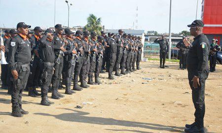 Police - Cocody - opération épervier - Siaka Dosso - préfet de police - sécurité
