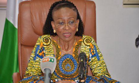 Pr Bakayoko-Ly Ramata - Ministère de la Famille, de la Femme et de l'Enfant