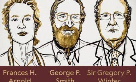 Prix Nobel - chimie - 2018
