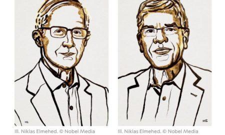 Prix Nobel - économie - William Nordhaus - Paul Romer