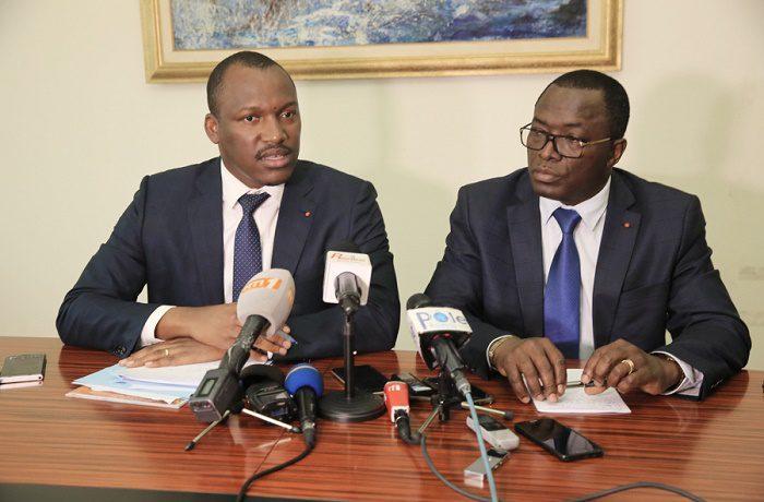 RHDP - porte-parole - Mamadou Touré - Danho Paulin Claude