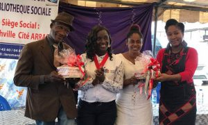 Rotaract Club d'Abidjan - Treichville - bibliothèque
