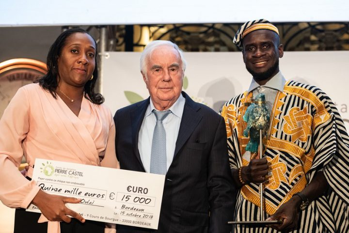 SOLIBRA - prix Pierre Castel - agriculture - économie - Daniel Oulaï