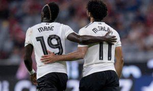 Sadio Mané - Mohamed Salah - football - liverpool - Ballon d'or