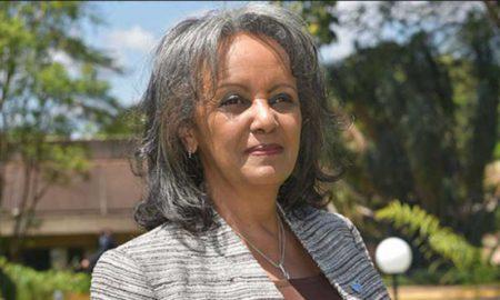 Sahle-Work Zewde - Ethiopie