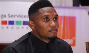 Samuel Eto'o Fils - Football - Cameroun - FECAFOOT