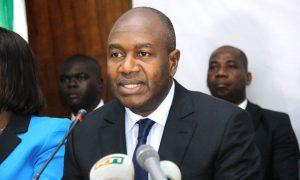 Sidiki Diakité - ministère de l'Intérieur - élections