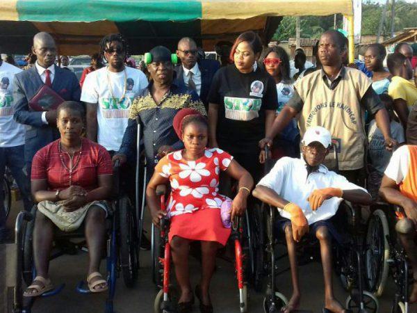 Songon - Stop Polio International - Joss Kezo - santé