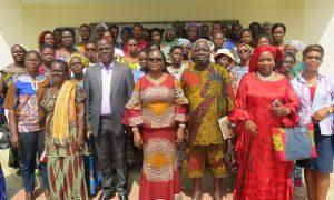 Songon - journée mondial - femme rurale - pauvreté - Ly-Ramata