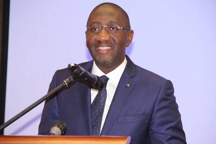 Souleymane Diarrassouba - économie - commerce - promotion PME
