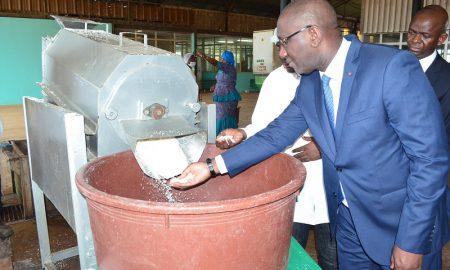 Souleymane Diarrassouba - CDT - I2T - Industrie - PME - économie