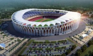 Stade d'Ebimpé - CAN 2021 - football