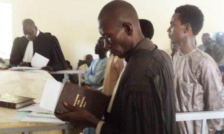 Tchad - Justice - avocats