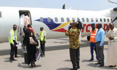 Tchadia Airlines - compagnie aérienne - Tchad - aviation