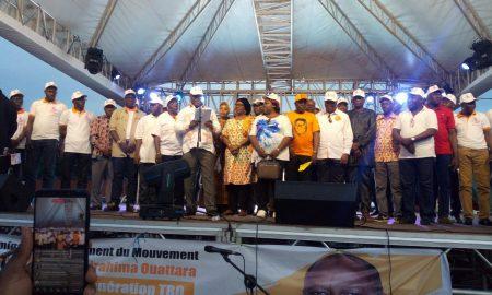 Tchologo - RHDP - régionales - Téné Birahima Ouattara