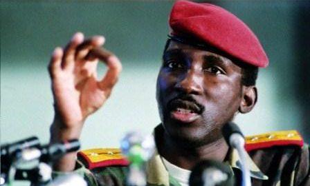 Thomas Sankara - Burkina Faso