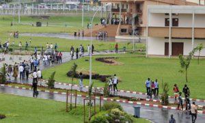 Université FHB - CNEC - grève