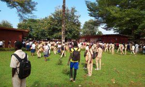 Vavoua - lycée moderne - élèves