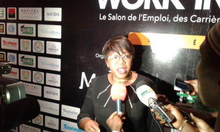Work in Planet - MCE - Abidjan - emplois - Mme Yolande Canon