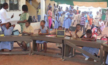 Yamoussoukro - éducation - handicap - Zaher Taan - éducation inclusive