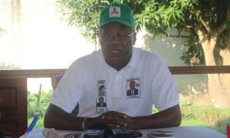 Yamoussoukro - Gnrangbe - PDCI