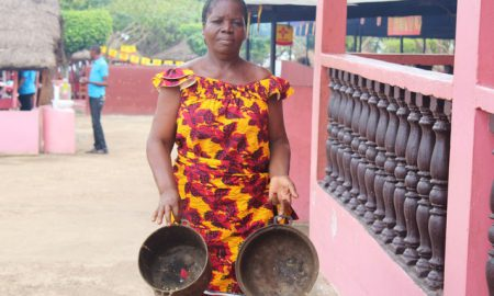 Yamoussoukro - Maquis 106 - Tantie Mado