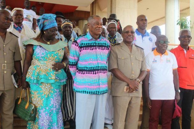 Yamoussoukro - municipales - préfet - Gnrangbé
